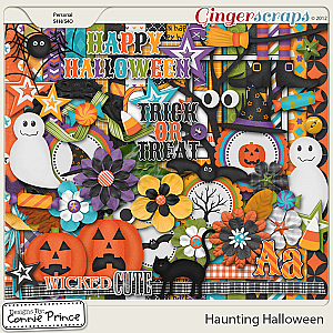 Retiring Soon - Haunting Halloween - Kit