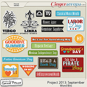 Retiring Soon - Project 2013:  September - WordBits