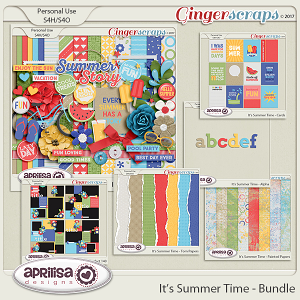 It's Summer Time - Bundle