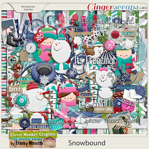 Snowbound by Clever Monkey Graphics