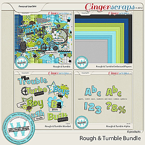 Rough & Tumble The Bundle