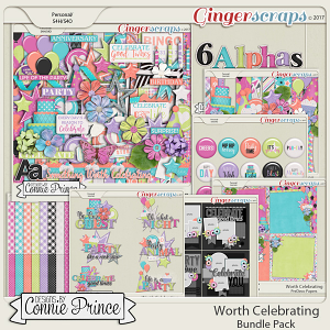 Worth Celebrating - Bundle