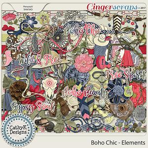 Boho Chic - Elements