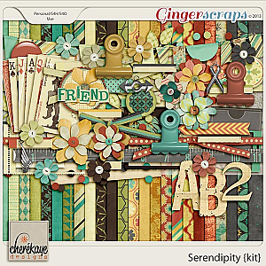 Serendipity by Chere Kaye Designs