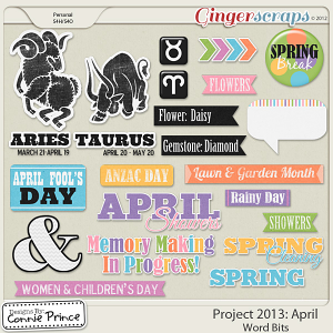 Project 2013: April - WordBits