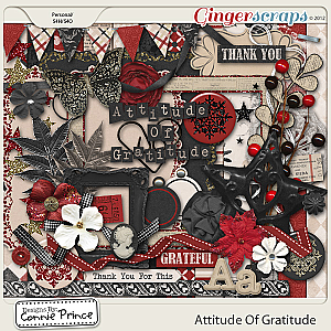 Attitude Of Gratitude - Kit