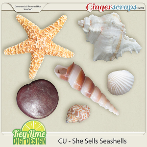 CU She Sells Seashells
