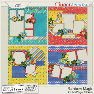 Rainbow Magic - QuickPage Album