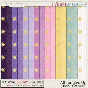 All Tangled Up (bonus papers)