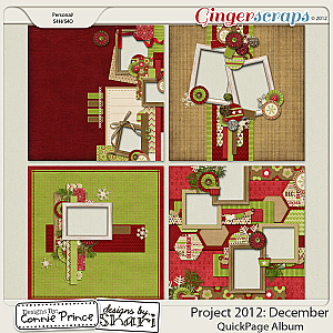Project 2012: December - QuickPages