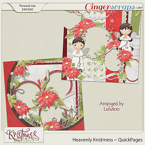 Heavenly Kristmess QuickPages