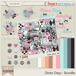 Diner Days Bundle