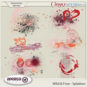 Wild & Free Splatters