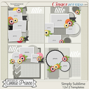 Simply Sublime - 12x12 Temps (CU Ok)