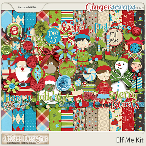 Elf Me Kit by JoCee Designs