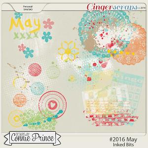 #2016 May - Inked Bits