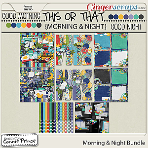 Morning & Night - Bundle