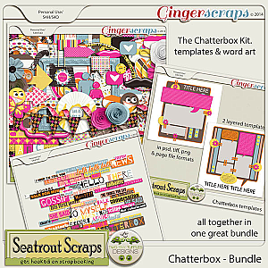 Chatterbox Bundle by Seatrout Scraps and Two Tiny Turtles