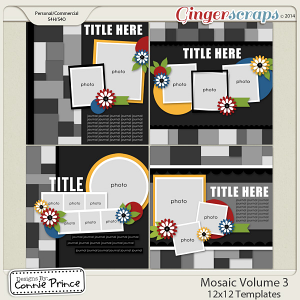 Mosaic Volume 3 - 12x12 Temps (CU Ok)