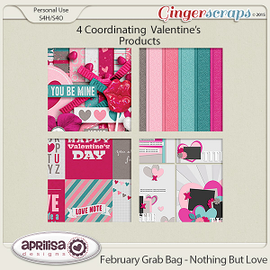 February Grab Bag - Nothing But Love