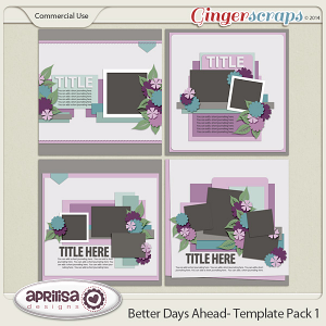 Better Days Ahead - Template Pack 1