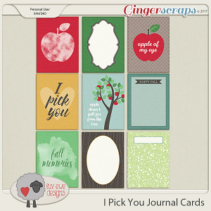 I Pick You Cards by Luv Ewe Designs