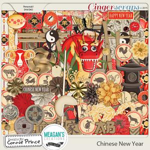 Chinese New Year - Kit