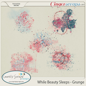 While Beauty Sleeps Grunge