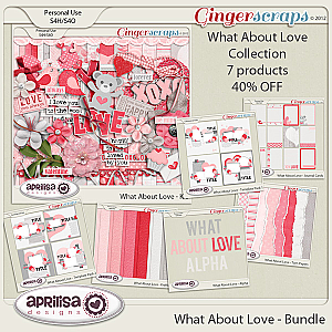 What About Love - Bundles
