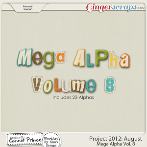 Retiring Soon - Project 2012:  August - Mega Alpha Vol. 7