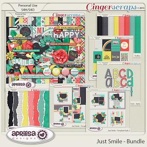 Just Smile - Bundle