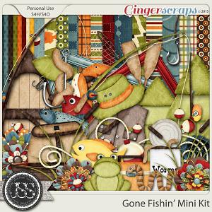 Gone Fishin Mini Kit