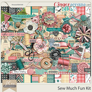 Sew Much Fun Kit by JoCee Designs