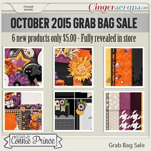 October 2015 Grab Bag Sale - Hocus Pocus