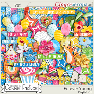 Forever Young - Kit by Connie Prince
