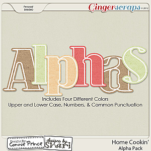 Home Cookin&#039; - Alpha Pack AddOn