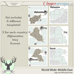 Around the World: Middle East