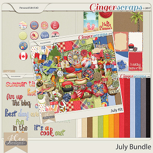 July Bundle