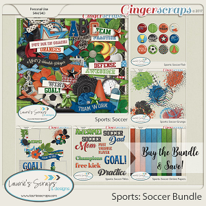 Sports: Soccer Bundle