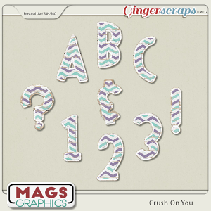 Crush On You ALPHA 2 by MagsGraphics