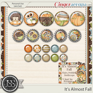 It's Almost Fall Flairs