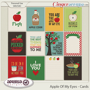 Apple Of My Eye - Cards