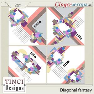 Diagonal fantasy