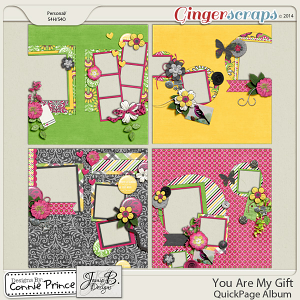 You Are My Gift - QuickPage Album