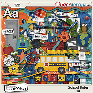 School Rules - Kit
