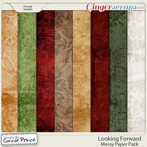 Looking Forward - Messy Paper Pack