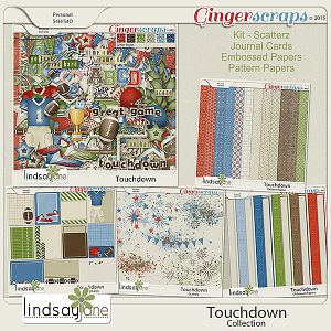 Touchdown Collection by Lindsay Jane