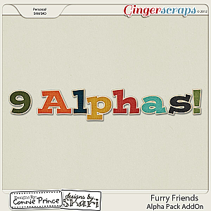 Furry Friends - Alpha Pack AddOn