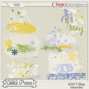 #2017 May - Inked Bits