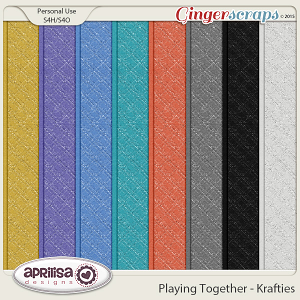Playing Together - Krafties